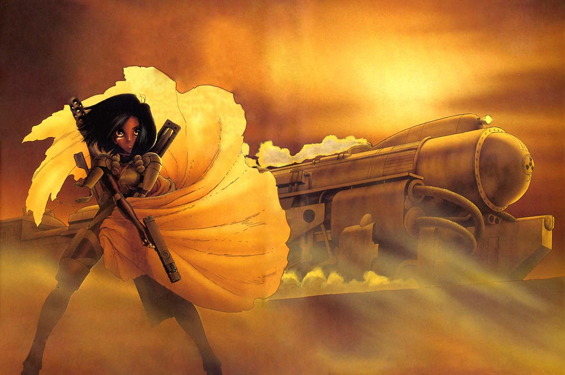 Манга Боевой Ангел Алита (Сны оружия) - Глава 30 Страница 1