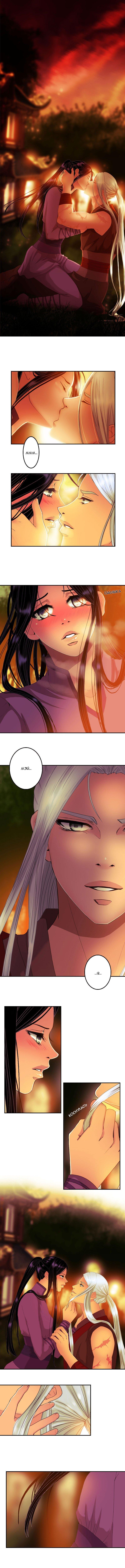 Манга Мой дорогой хладнокровный король - Глава 62 Страница 1