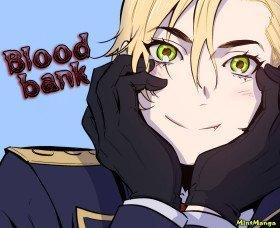 Банк крови - Постер