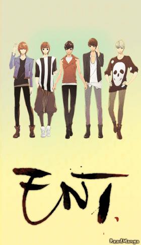 ENT. - Постер